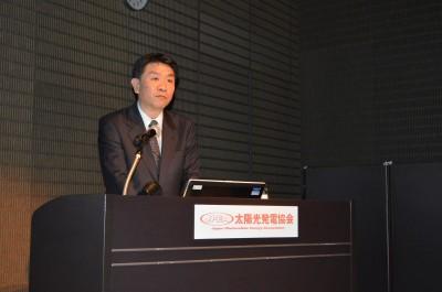 経済産業省の藤木俊光省エネルギー・新エネルギー部長